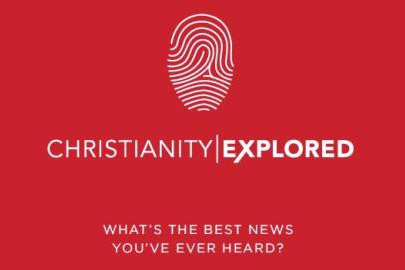 christianity explored, finger print, bible study